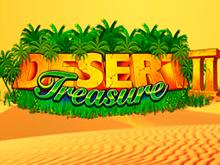 Слот Сокровища Пустыни 2 онлайн на биткоины