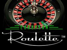 Рулетка European Roulette – азартная игра онлайн с высокими шансами