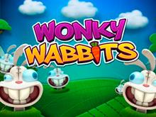 Онлайн игровой автомат Сумасшедшие Кролики