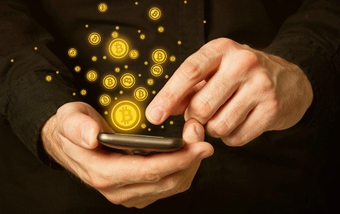 Мобильное биткоин казино