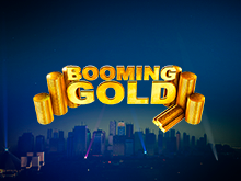 Играйте и забирайте свой приз в игровом аппарате Booming Gold